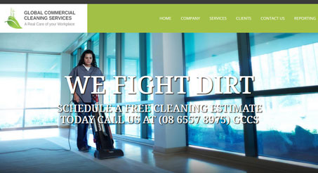 Global Commercial Cleaning Services